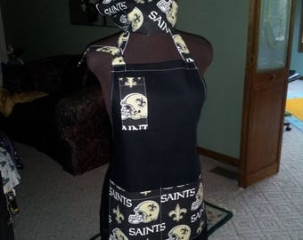 New Orleans Saints Apron