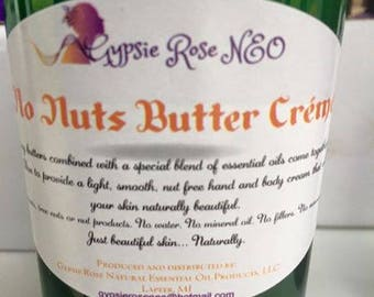 Butter Creme Hand and Body Lotion