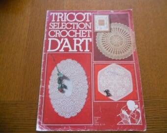 Knit Crochet d'art Selection number 49