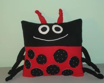 Ladybug Pillow Pal