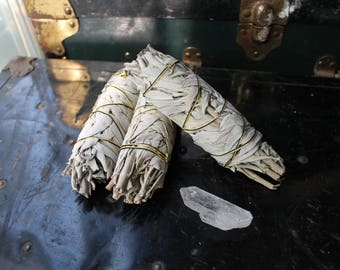 California White Sage Smudge Kit