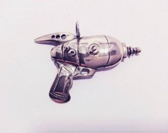 Steampunk Rhino Ray Gun Tank Biped Walker Super Detailed All