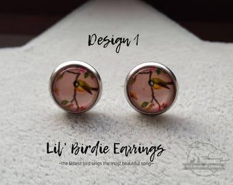 Lil' Birdie Earrings