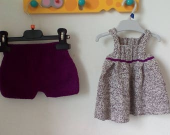 Whole dress + Bloomer TRY available + order