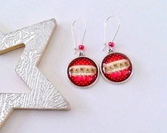 Earrings for a beautiful MOM