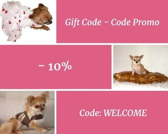 Coupon code: Welcome - to wish welcome Tiwawa shop
