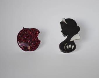 Snow White Pin Set