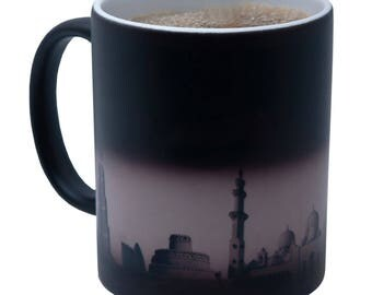 """Magic"" personalized mugs"