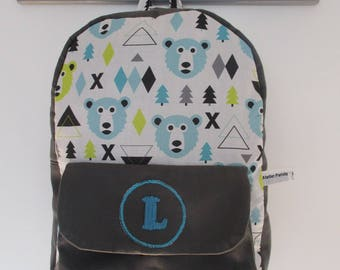 personalized backpack for kids * SUR order custom *.