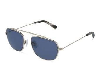Premium Italian Polarised Silver Sunglasses