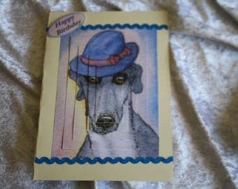 3d Greyhound card any event