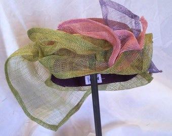 Spring wedding Hat