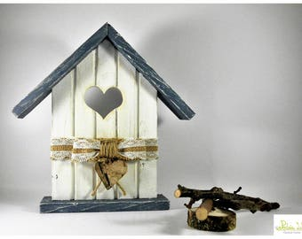 Reclaimed wood FIR cottage, decorating, medium size