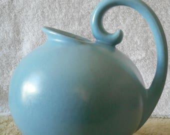 Stangl Blue Artware Pitcher #3211