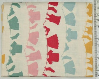 "Makower - ""2 laundry day"" embroidery."
