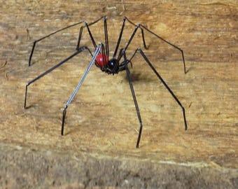 Spider wire, patona spider, wire sculpture