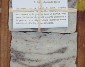 Mint TONIC SOAP + 110 g