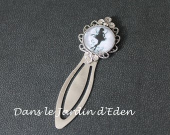 "Metal bookmark ""a modern fairy"""