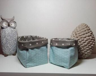 Goodies/nursery storage baskets