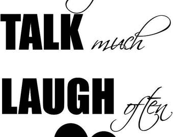 Sit, Laugh, Love