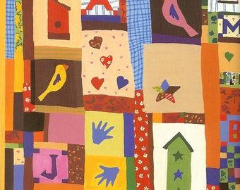 Bird House Quilt
