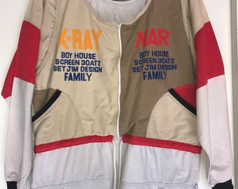 X-Ray War Vintage As Heck Jacket