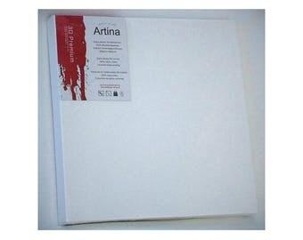 Canvas frame 3D 30cm x 30cm, 3.7 cm thick