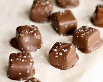 Chocolate covered Caramel