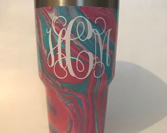 Personalized 30oz Stainless Tumbler