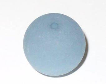 5 polaris blue jean 5 beads 12mm beads