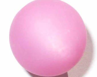 5 beads 12mm pink polaris 5 beads