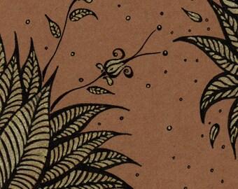 """""""Gold"""" - """"GOLD"""" notebook sketchbook"""