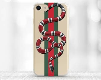 Gucci Red Snake iPhone 7 plus case Gucci Samsung S8 case Gucci iPhone Case the Making of Gucci iPhone 6 plus Gucci iPhone 7 Case Gucci Snake