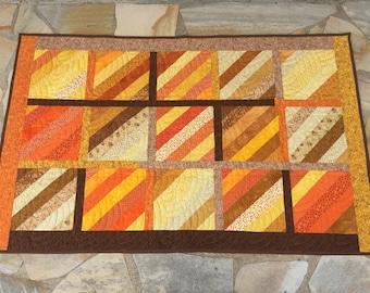 Autumn patchwork