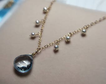 Wire Wrapped Jewelry-simple necklace for daily decoration