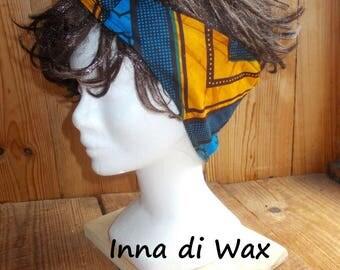 Headband wide 19011 wax wire frame