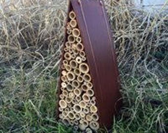 Mason bee House, Insect Hotel