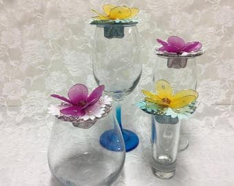 TipzyFly Wine Glass Covers MG#34