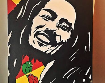 Bob Marley - Rasta - Three Little Birds