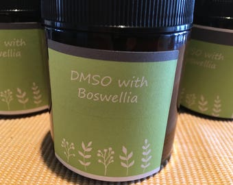 DMSO with Boswellia ( Indian Frankincense )