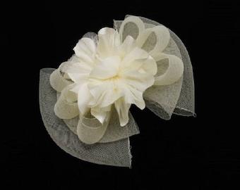 brooch or hair flower accessories