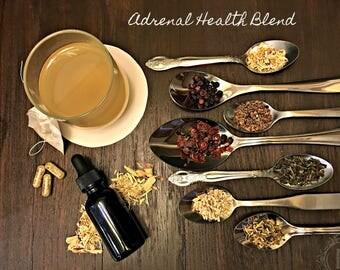 Adrenal Support Blend, Tea
