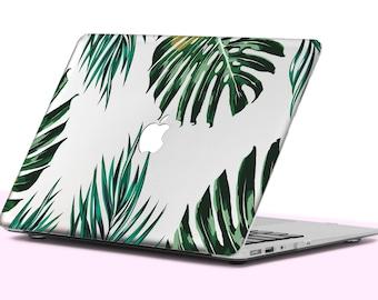 Macbook Case Tropical Macbook Pro 13 Case Leaves Macbook Air 13 Leaf Hard Case Macbook 12 Case Clear Macbook Pro Retina 15 Case Laptop 23