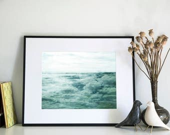 Abstract Landscape, Photographic Print, 5x7, 8x10