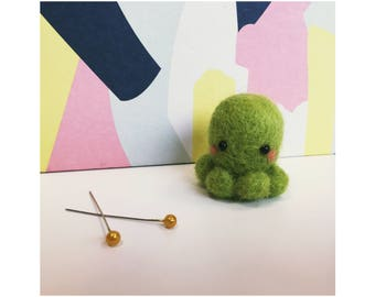 Little plush Octopus - Jolly