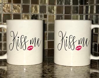 Mug - Kiss Me