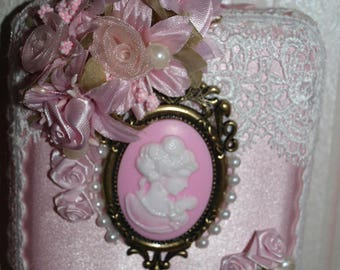 BEAUTIFUL SHABBY CHIC DECORATION TO HANG