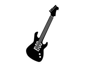 Acoustic Guitar Svg