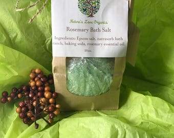 Rosemary Bath Salt