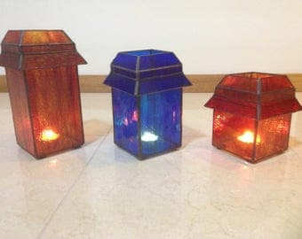 Tea light Lanterns